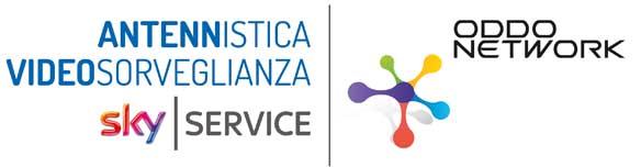 logo Antennistica Videosorveglianza Installatore Sky